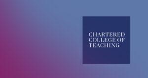 CHARTERED TEACHER STATUS